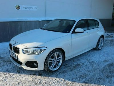 begagnad BMW 120 d xDrive M-Paket Hk-Ljud Komfortöppning