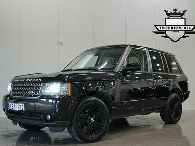 begagnad Land Rover Range Rover 3.6 TDV8 4WD Vogue 9200 mil 272hk