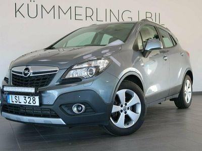 begagnad Opel Mokka 1.7 CDTI ecoFLEX 4x4 130hk PDC/KUPÉVÄRMARE
