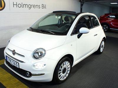 begagnad Fiat 500 1.2 69hk / Nyservad 2019-09-13