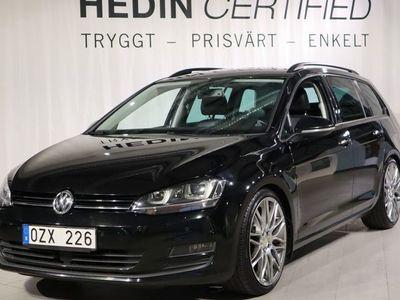 begagnad VW Golf Sportscombi 1.4 TSI (122hk)