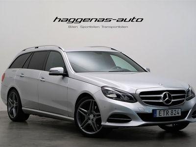 begagnad Mercedes E350 252hk / EU6 / NAVI / Drag