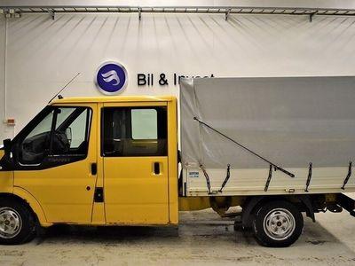 gebraucht Ford Transit 300M DH Dubbelhytt Cab 2.4 TDCi 115hk
