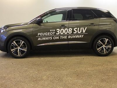 begagnad Peugeot 309 3008 Allure BlueHDi 120 aut Panorama, Fulled 2016, Halvkombi900 kr