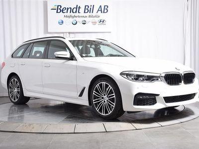 begagnad BMW 520 d xDrive Innovation Edition -19