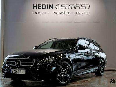 begagnad Mercedes E220 4MATIC // Amg & Nightpackage //