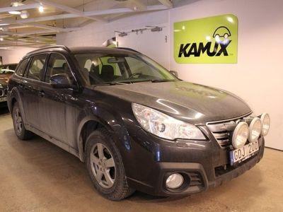 begagnad Subaru Outback 2.5 Boxer-CNG Aut Drag