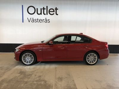 begagnad BMW 320 xDrive Sedan 190hk EU6 Värmare -16