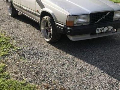 begagnad Volvo 744 GL ,A-traktor