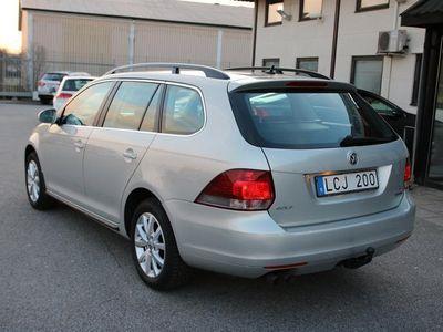 begagnad VW Golf 1.6 TDI Variant / Masters / 4motion / Dragkrok / 914
