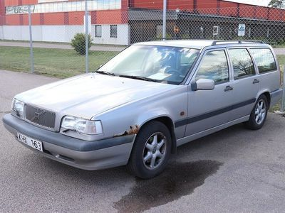 used Volvo 850 Kombi 2.5 144hk