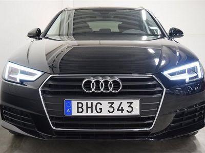begagnad Audi A4 Avant 2.0 TDI 190HK S-Tronic *Sthlmspaketet*