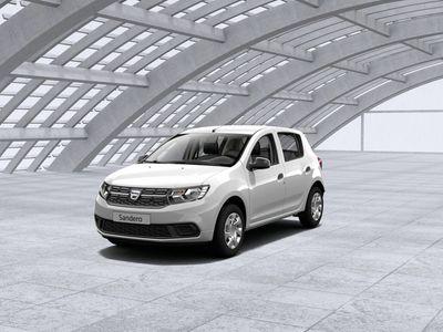 begagnad Dacia Sandero PhII 0,9 TCe 90 Ambiance