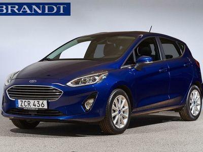 begagnad Ford Fiesta  1.0T EcoBoost 5D Titanium