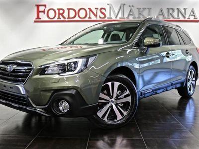 begagnad Subaru Outback ACTIVE 3440:- PRIVATLEASING KAMPANJ INK VHJUL OCH METALLIC