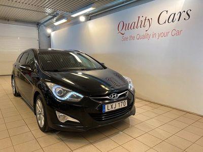 begagnad Hyundai i40 2,0 BENSIN DRAG RATTVÄRME