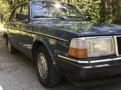 brugt Volvo 240 GL. Taklucka -90
