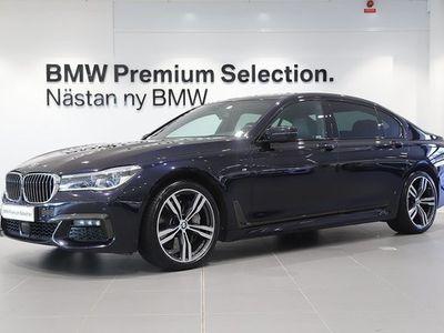 begagnad BMW 750L Ld xDrive M Sport - Autowåx Bi 2017, Sedan 639 000 kr