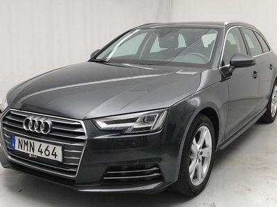begagnad Audi A4 Avant 2.0 TDI (150hk)