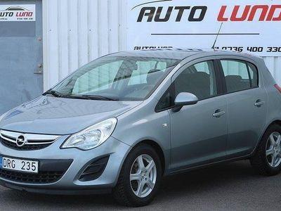 begagnad Opel Corsa 1.4 100hk NYSERVAD