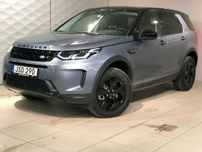 begagnad Land Rover Discovery Sport D180 AWD Anniversary-Edition