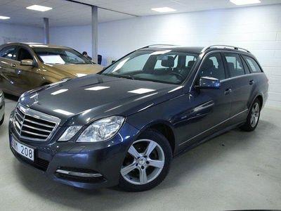 begagnad Mercedes E220 CDI Avantgarde 170hk