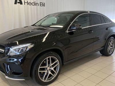 begagnad Mercedes GLE350 D 4MATIC *AMG*VÄRMARE*V-HJUL