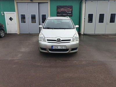 begagnad Toyota Corolla Verso 2.0 D-4D 7-sits 116hk