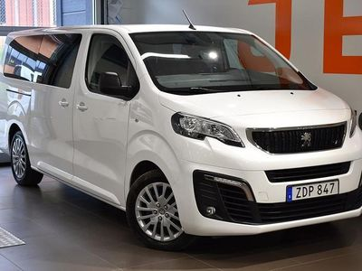 begagnad Peugeot Traveller Business 2,0 BlueHDi 180hk