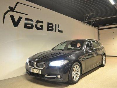 begagnad BMW 520 d xDrive Steptronic Eu6 184hk