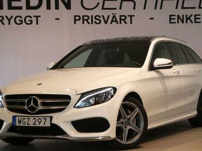begagnad Mercedes C220 D 4M KOMBI