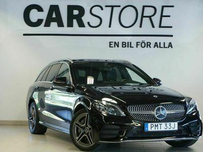 begagnad Mercedes 300 C-KlassDE // Amg-line // premium paket