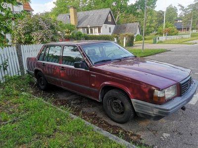 brugt Volvo 744 Gl -90
