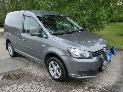 begagnad VW Caddy Skåp 2,0 TDI 4-Motion 4wd -11