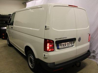 brugt VW T6 SKÅP TRP SKÅP 150HK TDI DSG 300 -18