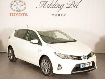 begagnad Toyota Auris 1.8 ELHYBRID 5-D EDITION 50 -14