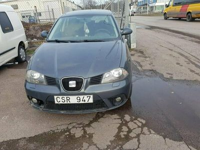 begagnad Seat Ibiza 1,6 16V