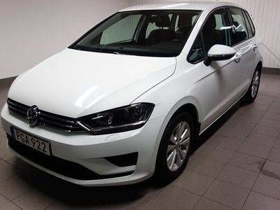 begagnad VW Golf Sportsvan 1.2 TSI Style Dragpaket Vinterhjul