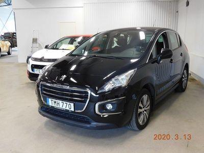 begagnad Peugeot 3008 1.6 BlueHDi Euro 6 120hk