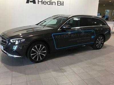 begagnad Mercedes E300 E Benz ETidigast lev 15 4 2021 2020, Kombi 542 900 kr