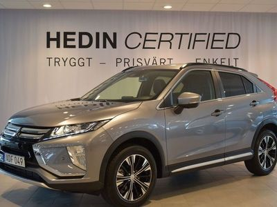 brugt Mitsubishi Eclipse Cross 1.5 ClearTec 4WD, Heads-UP, A-Farthållare