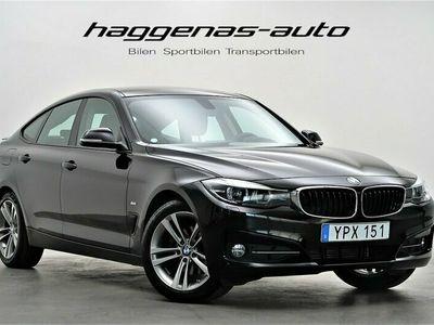 begagnad BMW 320 Gran Turismo d GT / 190hk / Sport line / NAVI