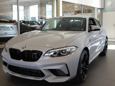 begagnad BMW M2 Competition DCT/ M Driver´s/ M Sportbromsar/ 19