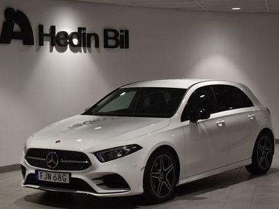 begagnad Mercedes 180 A-KLASS// AMG-Line // Panoramatak
