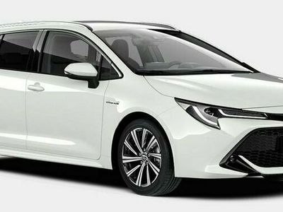 begagnad Toyota Corolla Touring Sports STYLE Hybrid 1.8 2021