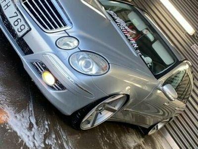 begagnad Mercedes E220 CDI