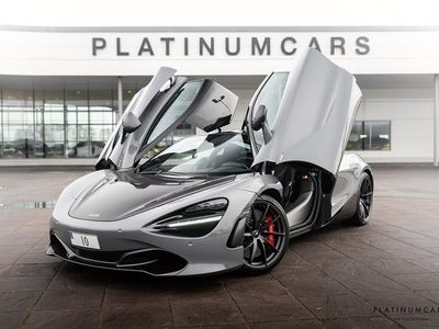 begagnad McLaren 720S Performance MSO Carbon edition 720hk