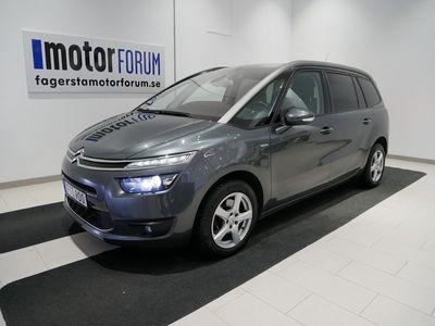 begagnad Citroën Grand C4 Picasso 2.0 HDi 150hk 7 Sits SoV-hjul
