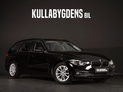 begagnad BMW 318 d Touring Automat   Navi   3 Års Garanti