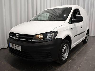 begagnad VW Caddy Skåp TSI 2019, Transportbil 154 500 kr
